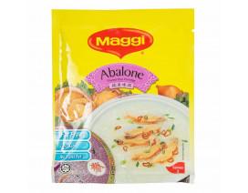 MAGGI Instant Rice Porridge Abalone - Case