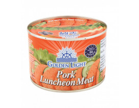 Golden Light Pork Luncheon Meat - Case