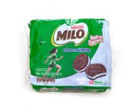 Nestle Milo Sandwich Cookies Choco & Milk - Case