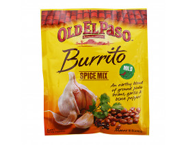 Old El Paso Seasoning Mix Burrito - Case