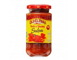 Old El Paso Thick & Chunky Salsa Medium - Case