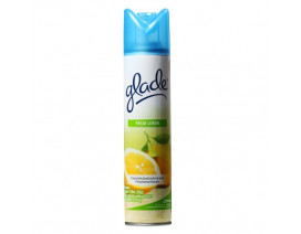 Glade Fresh Lemon Aerosol Air Freshener - Case