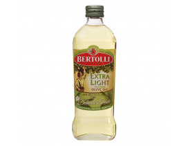 Bertolli Extra Light Olive Oil (Buy 6 cases  n get 1 free) - Case