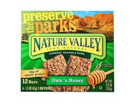 Nature Valley Granola Bar Crunchy Oats 'n' Honey - Case