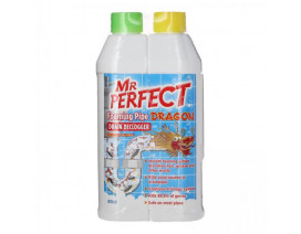 Mr Perfect Foaming Pipe Dragon - Case