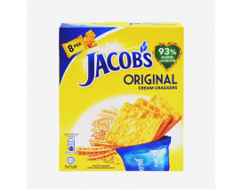 Jacob's Original Cream Cracker - Case
