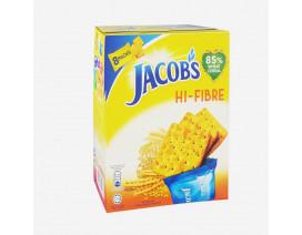Jacob's Hi-Fibre Wheat Cracker - Case
