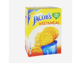Jacob's Weetameal Wheat Cracker - Case