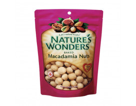 Nature's Wonders Baked Nuts Macadamia - Case