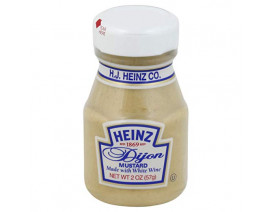 Heinz Dijon Mustard Mini Bottle (Buy 2 cases n get 1 free) - Case