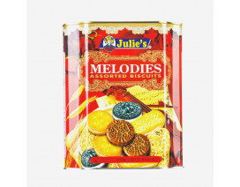 Julie's Melodies Assorted Biscuits Tin - Case