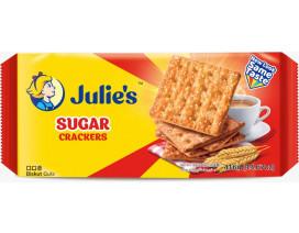 Julie's Sugar Crackers 416g - Case