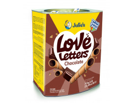 Julie's Love Letter Chocolate - Case