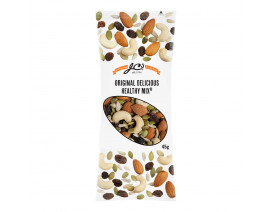 JC's Quality Nuts Delicious Healthy Mix - Case