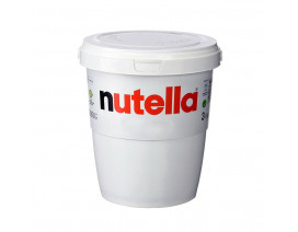 Nutella T3000 Chocolate Hazelnut Spread Food Service - Case