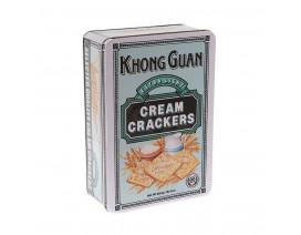 Khong Guan Cream Crackers Tin - Case