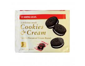 Khong Guan Cookies & Cream - Case