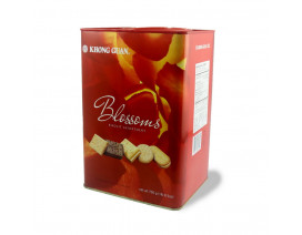 Khong Guan Blossom Biscuits Assortment Tin - Case