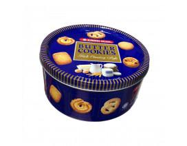 Khong Guan Butter Cookies Tin - Case