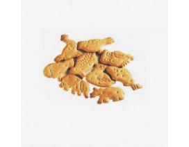 Khong Guan Zoological Biscuits Tin - Case