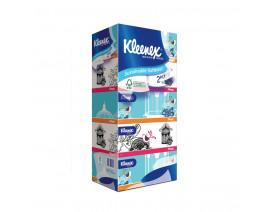 Kleenex 2-Ply Classic Facial Tissue 5 x 150's - Case