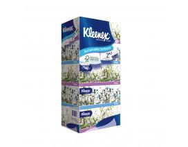 Kleenex 2-Ply Garden Facial Tissue 5 x 150's - Case