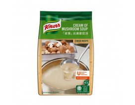 Knorr Cream of Mushroom Soup Choice Recipe - Case