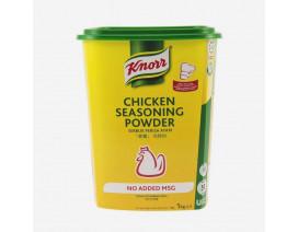 Knorr Chicken Seasoning Powder (No Added Msg) - Case