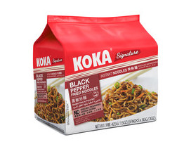 Koka Signature NO MSG Blackpepper Fried Flavour Instant Noodles - Case