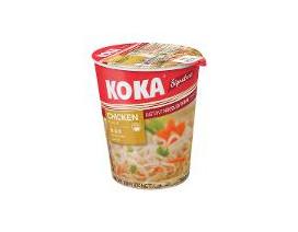 Koka Signature NO MSG Chicken Flavour Instant Noodles - Case