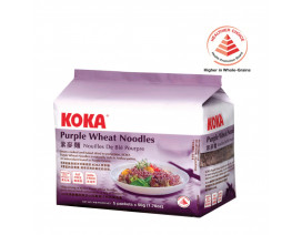 Koka Purple Wheat MSG Instant Noodles - Case