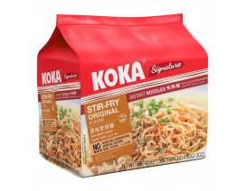 Koka Signature NO MSG Stir Fry Flavour Instant Noodles - Case