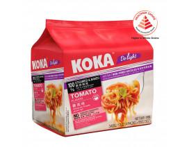 Koka Delight NO MSG Tomato Flavour Instant Noodles - Case