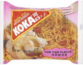 Koka Silk NO MSG TomYam Flavour Instant Noodles - Case