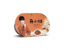 Kai Xiao Zao - Self-heating Rice (Kung Pao Chicken) - Case