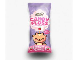 Little Keefy Candyfloss Strawberry Flavour - Case