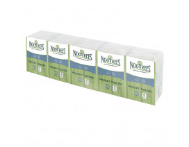 NooTrees Bamboo 2ply Pocket Tissue 9s - Case