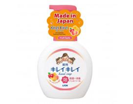 Kirei Kirei Anti Bacterial Foaming Hand Soap Fruit Feista - Case