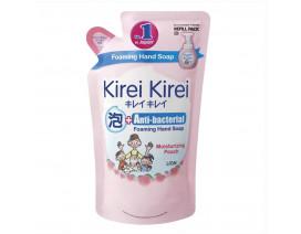 Kirei Kirei Anti Bacterial Foaming Hand Soap Moisturizinq Peach Refill - Case
