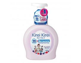 Kirei Kirei Anti Bacterial Foaming Hand Soap Nourishing Berries - Case