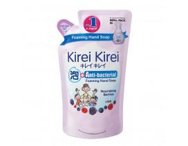 Kirei Kirei Anti-bacterial Foaming Body Wash Nourishing Berries Refill - Case