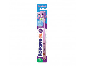 Kodomo Children Toothbrush Soft & Slim (0.5-2 Yrs) - Case