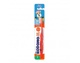 Kodomo Children Toothbrush Soft & Slim (9-12 Yrs) - Case
