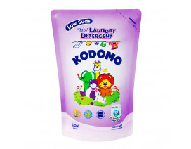 Kodomo Baby Laundry Detergent Low Suds Refill - Case