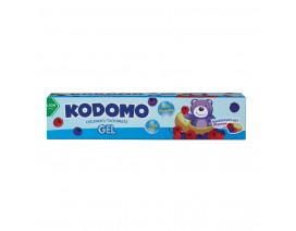 Kodomo Lion Gel Toothpaste Bubble Fruit - Case