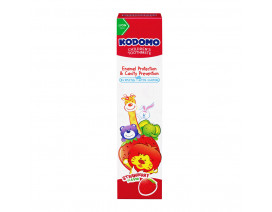 Kodomo Children Toothpaste Strawberry - Case