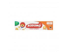 Kodomo Children Toothpaste Orange - Case