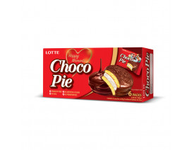Lotte Happy Moments Choco Pie - Case