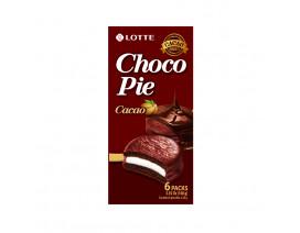 Lotte Cacao Choco Pie - Case