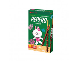 Lotte Pepero Almond - Case